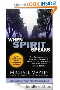 spirit speaks ad
