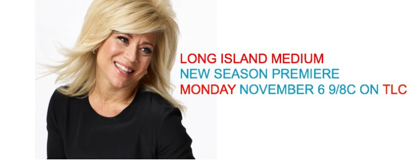 theresa caputo appointments