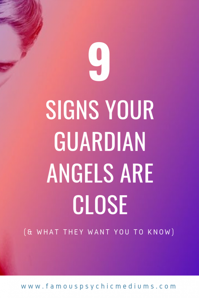 do i have a guardian angel