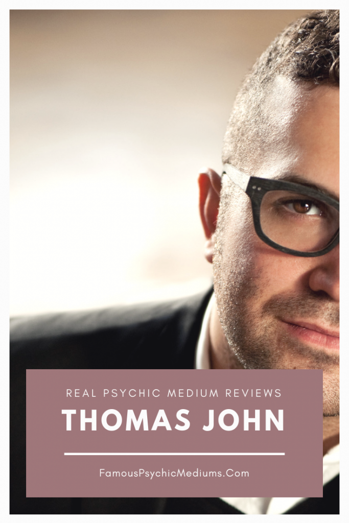 thomas john medium review