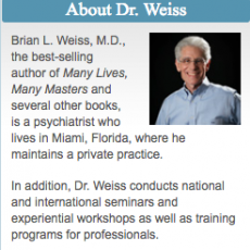 brian weiss events