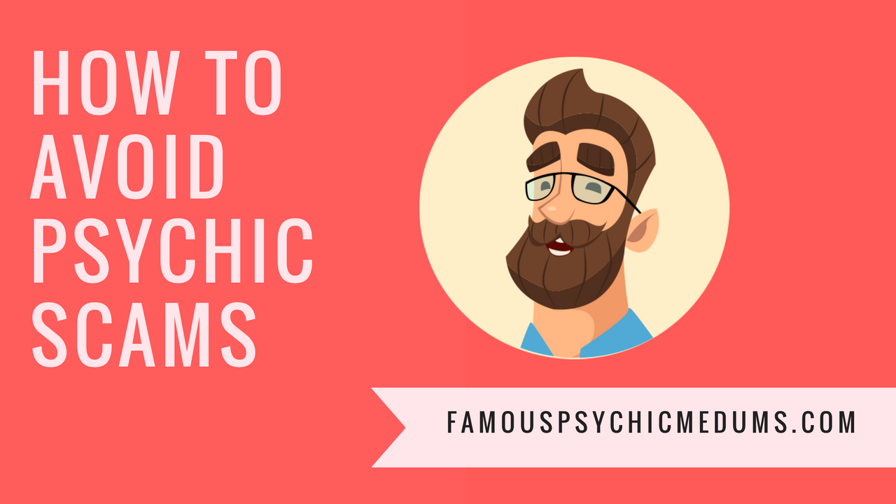 how to avoid psychic scams
