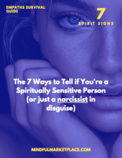 spiritually sensitive