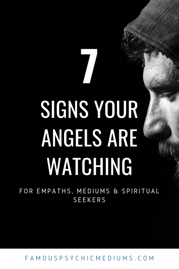 7 signs you have a guardian angel