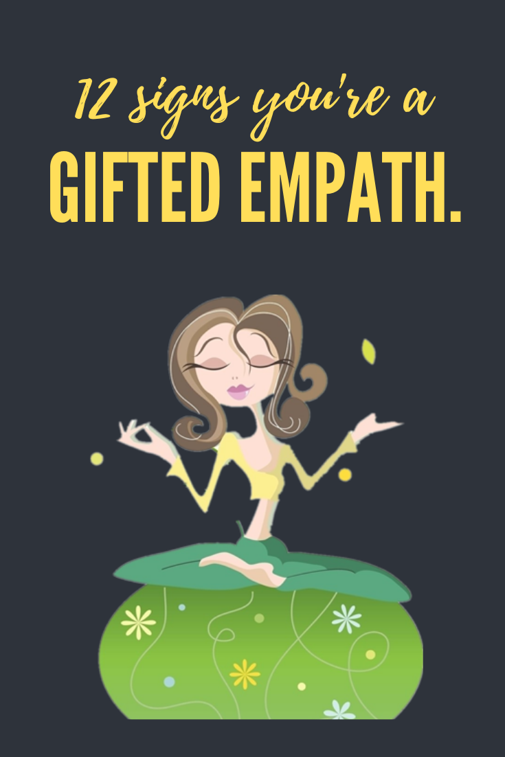 what does it mean to be an empath