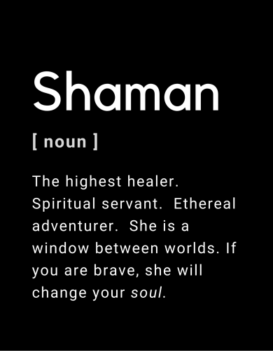 what is a shaman