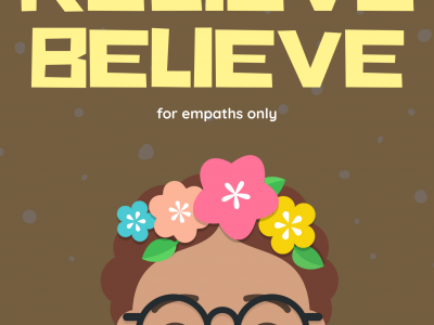 Ask. Listen. Receive. Believe. (A Guide to Living for Spiritually Sensitive People)